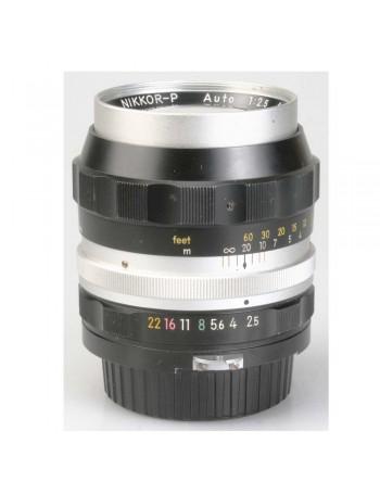 Objetiva Nikon AI 105mm f2.5 Auto - USADA
