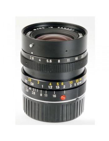 Objetiva Leica Elmarit-M 28mm f2.8 - USADA