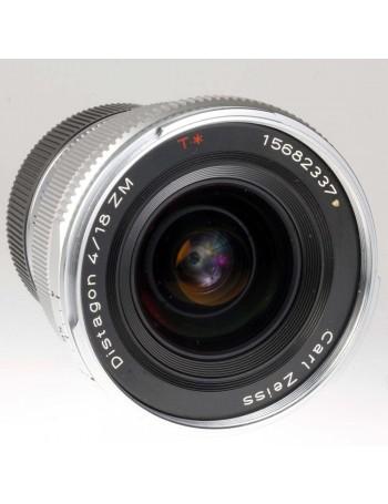 Objetiva Zeiss Distagon T* 18mm f4 ZM para Leica M - USADA