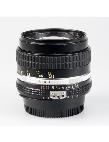 Objetiva Nikon AI-S 50mm f1.4 - USADA