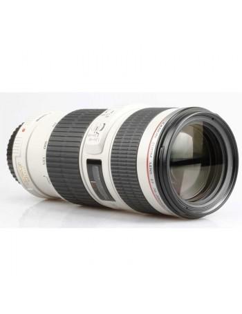 Objetiva Canon EF 70-200mm f4L IS USM - USADO