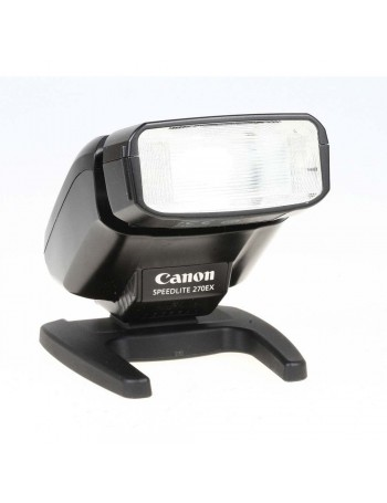 Flash Canon Speedlite TTL 270EX - USADO