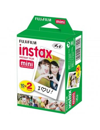 Filme Instantâneo Fujifilm instax mini (20 fotos)