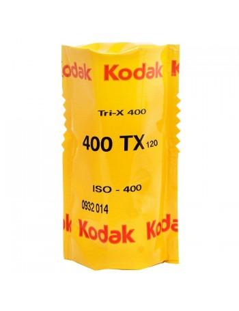 Filme fotográfico 120  Kodak TRI-X ISO 400 Preto e Branco