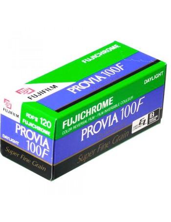 Filme 120 Fujifilm Provia 100F ISO 100 Colorido