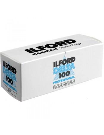 Filme 120 Ilford Delta ISO 100 Preto e Branco