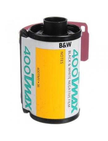 Filme 35mm Kodak T-MAX ISO 400 Preto e Branco 36 Poses