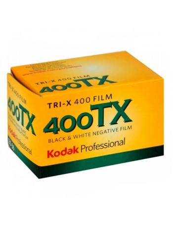 Filme fotográfico 35mm Kodak TRI-X ISO 400 Preto e Branco 36 Poses (REBOBINADO)