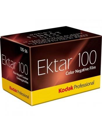 Filme 35mm Kodak Ektar ISO 100 Colorido 36 poses