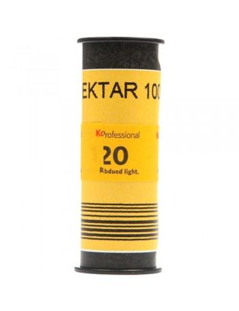 Filme fotográfico 120 Kodak Ektar ISO 100 Colorido (VENCIDO EM 11/2014)