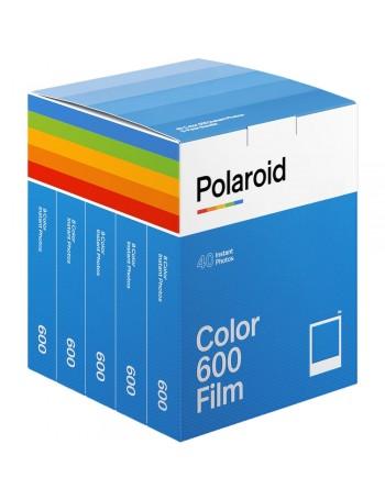 Filme Instantâneo Colorido Polaroid 600 (40 fotos)