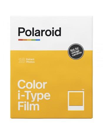 Filme Instantâneo Colorido Polaroid i-Type (16 fotos)