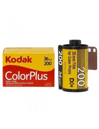 Filme fotográfico 35mm Kodak ColorPlus ISO 200 Colorido 36 poses
