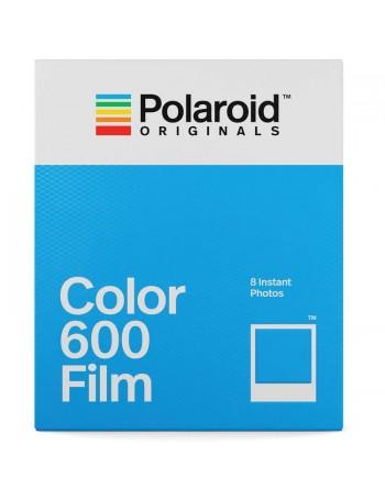 Filme Instantâneo Colorido Polaroid Originals 600