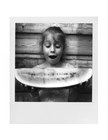 Filme Instantâneo Preto e Branco Polaroid Originals 600 (8 fotos)