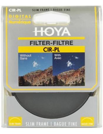 Filtro Polarizador Hoya Slim Frame 77mm
