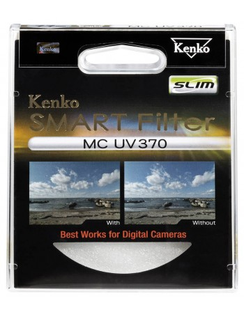 Filtro UV Kenko SMART Filter MC UV370 Slim 62mm
