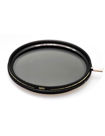 Filtro ND Variável Kenko PL Fader 58mm (ND3 - ND400)