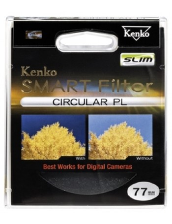 Filtro Polarizador Kenko SMART Filter Slim 77mm