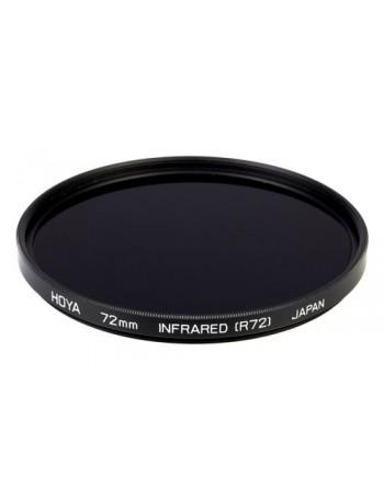 Filtro infravermelho (R72) Hoya 58mm