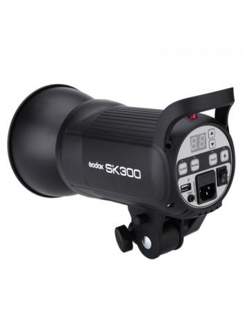 Flash de estúdio Godox SK300 300W 220V