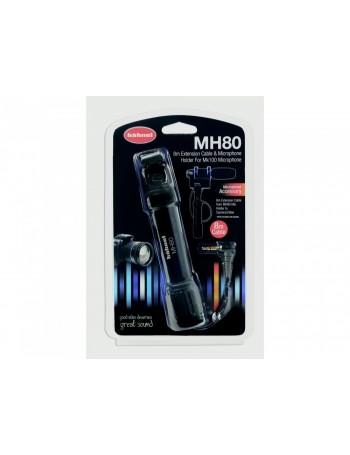 Suporte para microfone Hähnel MH80 com cabo extensor de 8 metros