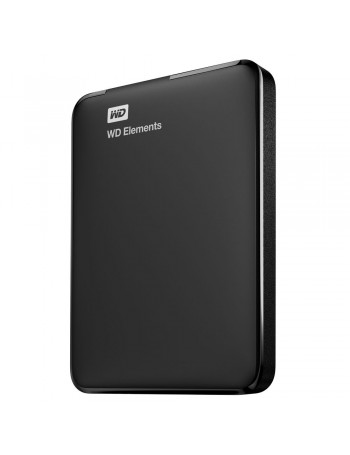 HD externo portátil Western Digital WD Elements 1TB USB 3.0