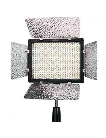 Iluminador de LED Yongnuo YN300 III + bateria e carregador