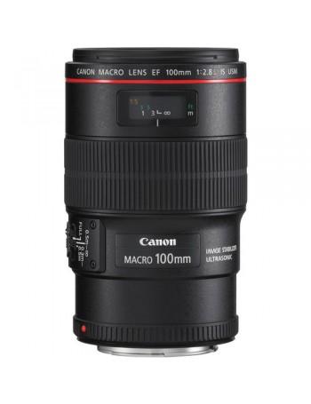 Objetiva Canon EF 100mm f2.8L Macro USM IS