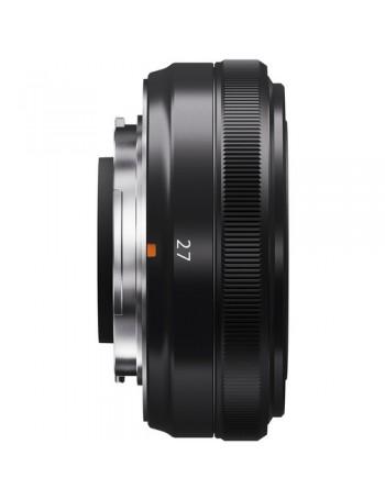Objetiva Fujifilm XF 27mm f2.8 - PRETA