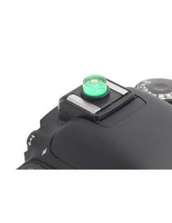 Nível de bolha JJC SL-1 para sapata de câmera