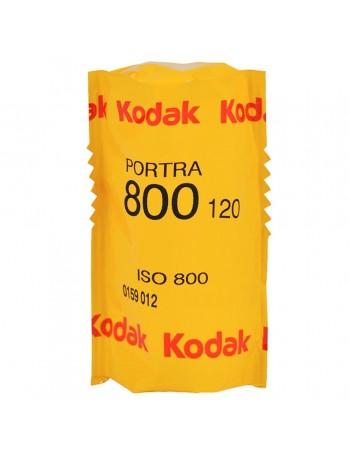 Filme fotográfico 120 Kodak Portra ISO 800 Colorido (VENCIDO EM 03/2016)