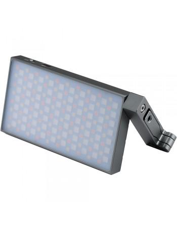 Iluminador de LED RGB compacto Godox M1 com 15 efeitos especiais