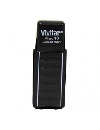 Leitor de Cartão microSD Vivitar RW1000