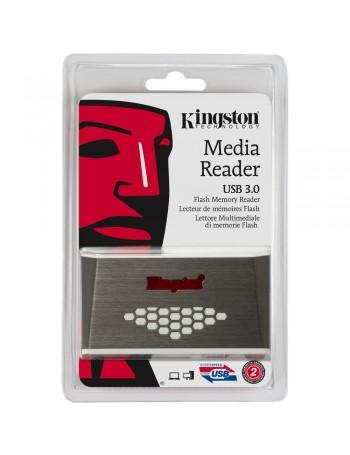 Leitor de Cartão universal Kingston FCR-HS4 USB 3.0
