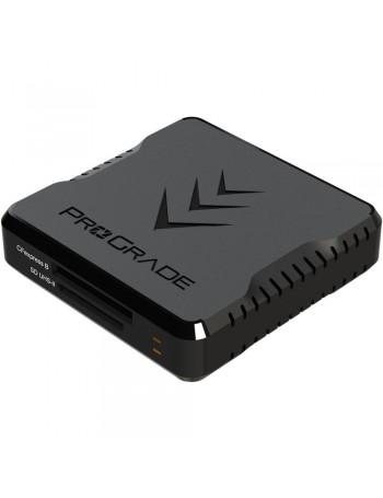 Leitor de cartão de memória CFexpress e SD ProGrade Digital USB 3.2