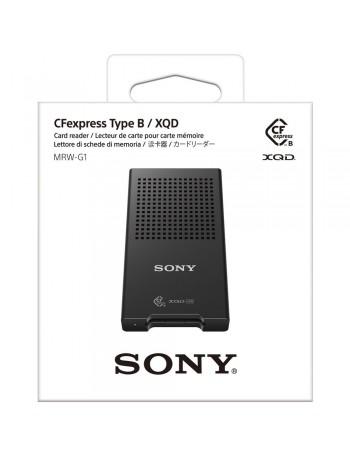 Leitor de cartão de memória CFexpress Tipo B e XQD Sony MRW-G1