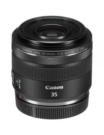 Objetiva Canon RF 35mm f1.8 IS Macro STM