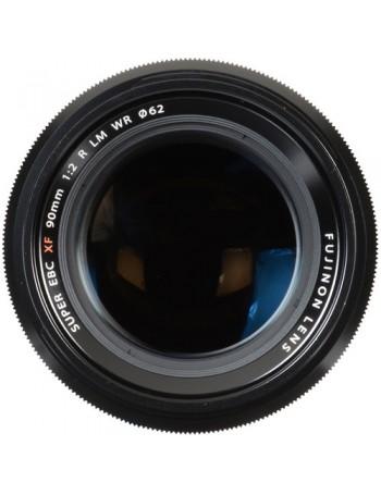Objetiva Fujifilm XF 90mm f2 R LM WR