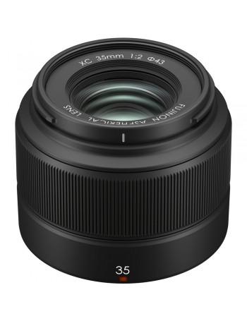 Objetiva Fujifilm XC 35mm f2