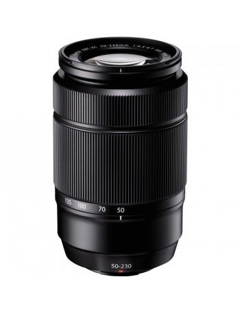 Objetiva Fujifilm XC 50-230mm f4.5-6.7 OIS II (PRETO)