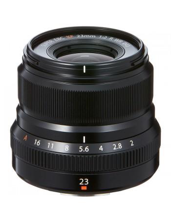 Objetiva Fujifilm XF 23mm f2 R WR