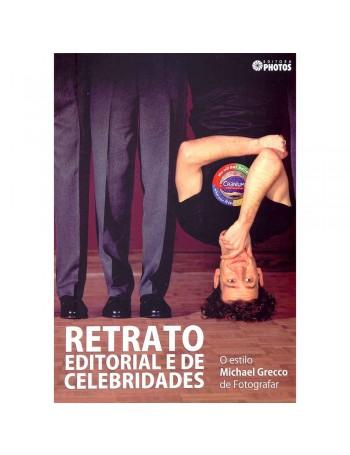 LIVRO Retrato Editorial e de Celebridades (Michel Gracco)