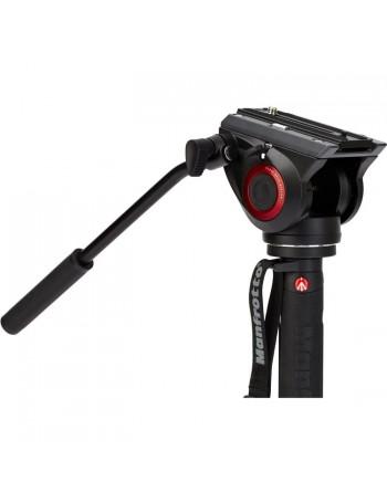 Monopé Manfrotto MVMXPRO500 com Cabeça para Vídeo