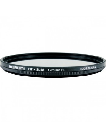Filtro Polarizador Marumi Fit+Slim 58mm