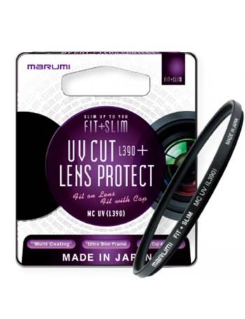 Filtro UV L390 Marumi Fit+Slim 58mm