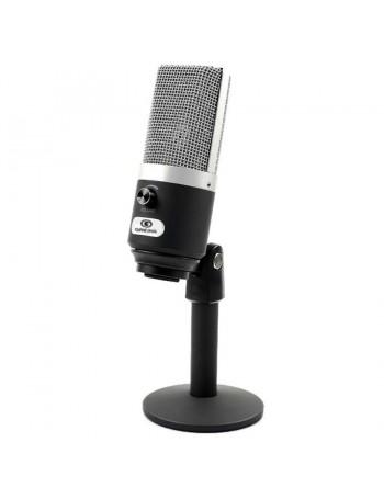 Microfone de mesa Greika GK-USM2 USB para computador PC ou Mac