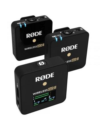 Microfone compacto sem fio Rode Wireless GO II