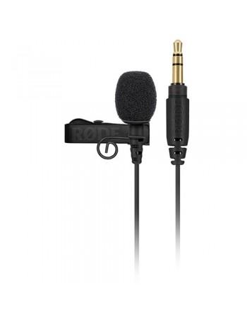 Microfone de lapela omnidirecional Rode Lavalier GO