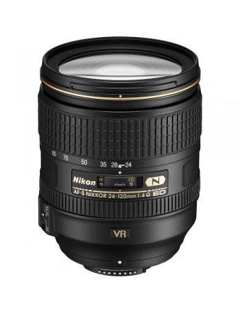 Objetiva Nikon AF-S 24-120mm f4G ED VR FX